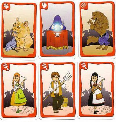 Lupus in tabula: un gioco da tavola di gruppo per ...