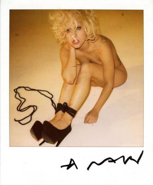 Lady Gaga figa porno