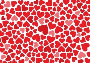 free_hearts_background_vector_147737